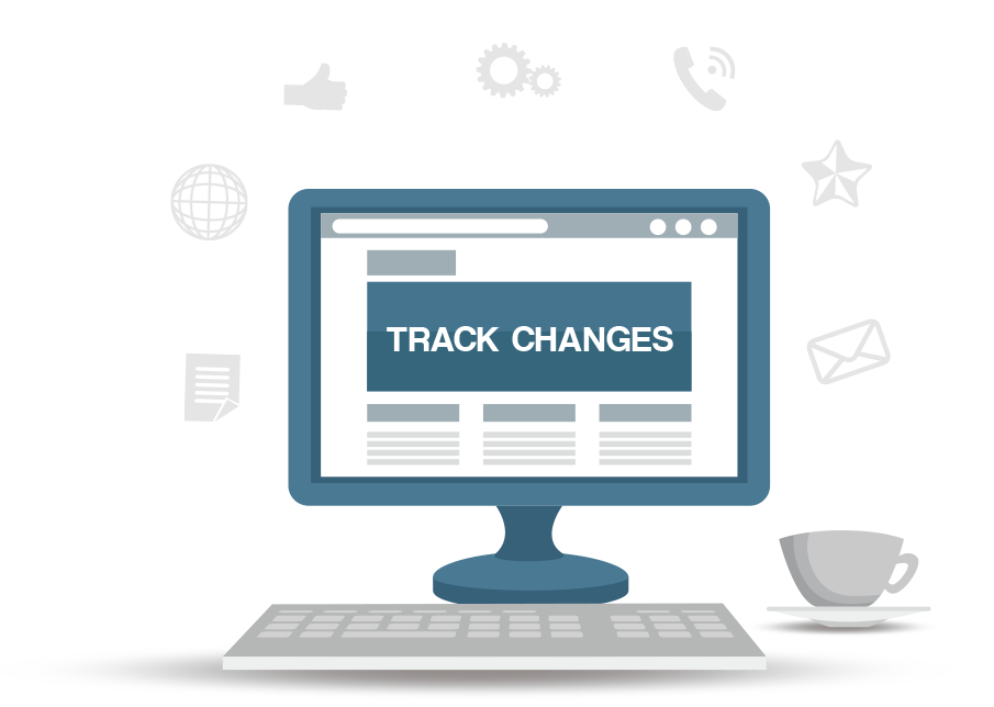 track-changes